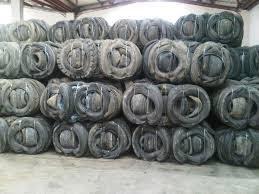 Used Tyres Scrap