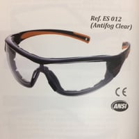 Anti Fog Safety Spectacles
