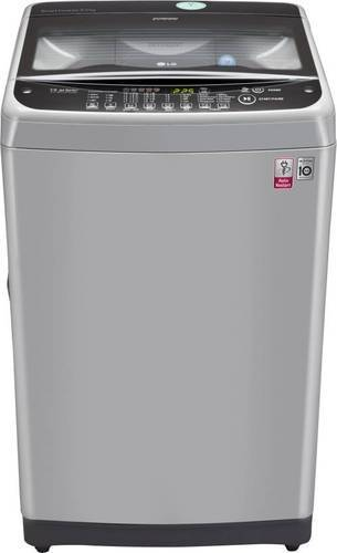 Fully Automatic Silver Washing Machine (LG 8 KG)