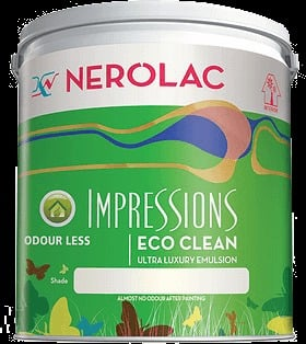 Impressions Eco Clean From Goodlass Nerolac Paint