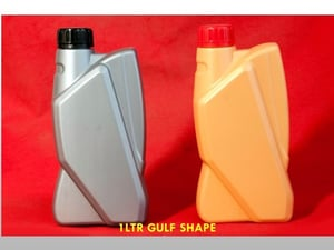 Gulf Shape Oil Container