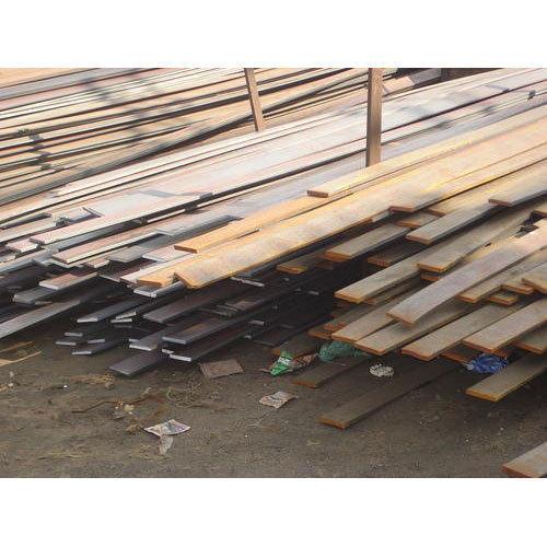 Bright Steel Flat Bar in Mandi Gobindgarh, Punjab - ASHOK