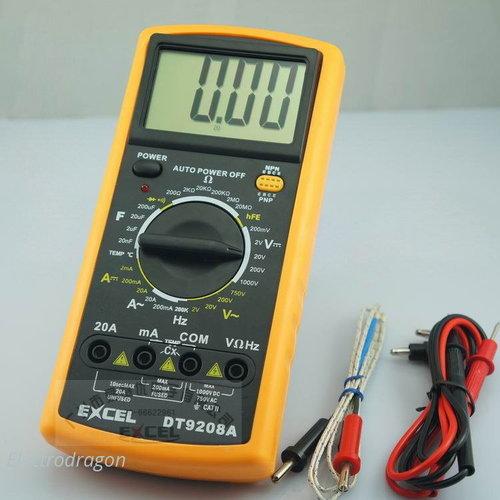 Digital Thermocouple