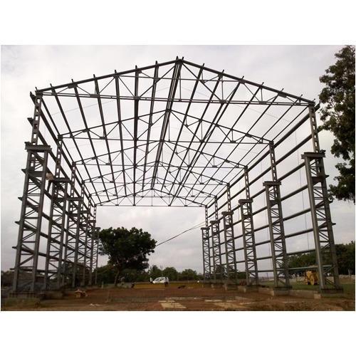 Heavy Duty Prefabricated Structure