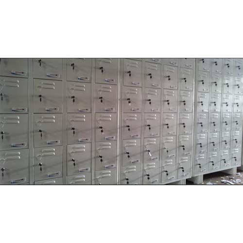 High-Strength Safety Lockers