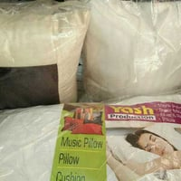 White Cotton Cushions