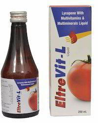 Multivitamin Multiminerals Lycopene Syrup