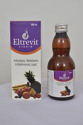 Multivitmin Multimineral Syrup