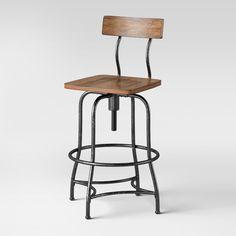 High Adjustable Bar Chair
