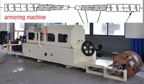 High Performance Armoring Machine