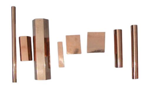 Durable Chromium Zirconium Copper Billets