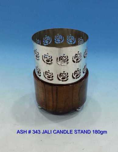 Jali Candle Stand