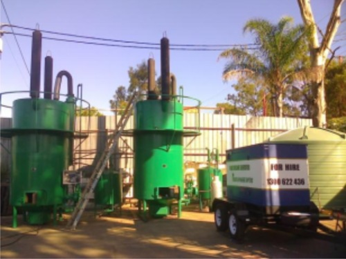 Waste Tyre Pyrolysis Plant - Manufacturers & Suppliers, Dealers