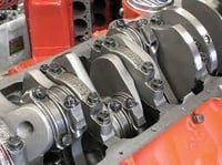 High Grade Automotive Crankshaft