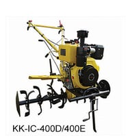 Inter Cultivator (Diesel) KK IC-400D/E (Power Weeder)