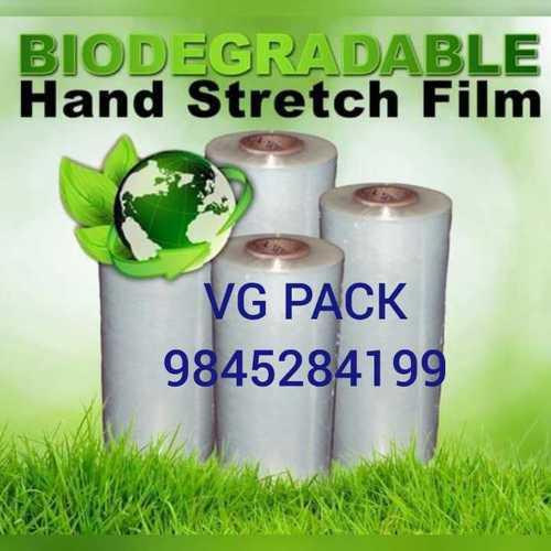 Biodegradable Stretch Film Rolls