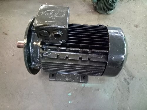 Flawless Finish Industrial Pump Power: Electric