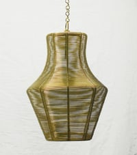 Handmade Iron Lamp Decor
