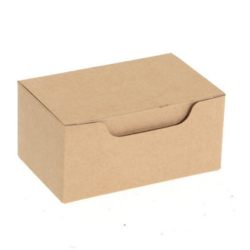 Brown Color Kraft Gift Box