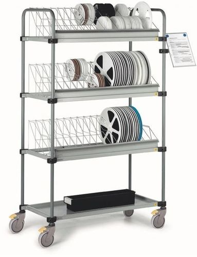 Stainless Steel Spool Rack