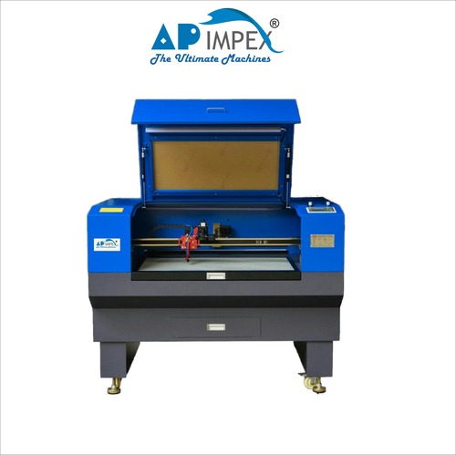 User Friendly Single Head Laser Cutting Machine