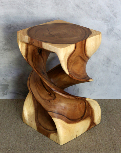 Crack Resistance Double Twisted Stools