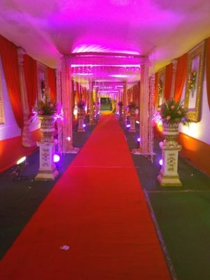 Decorating and Catering Service