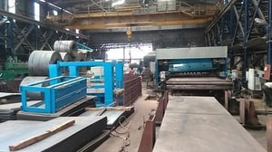 High Grade Hot Rolled Plates