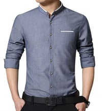 Mens Button Down Shirt