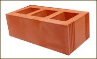 Prefect Finish Perforated Bricks Light Weight