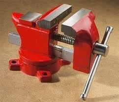 Easy To Operate Bench Vice