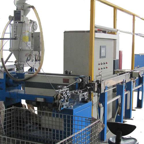 Extruder Machine For Conduit Coating Plant