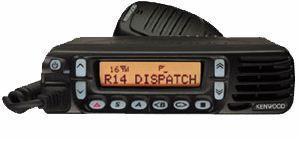 Trunked Radio System (TK 7180)