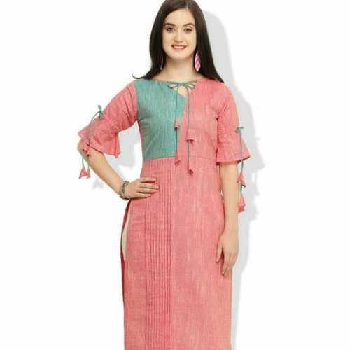 Women Designer Long Kurtis