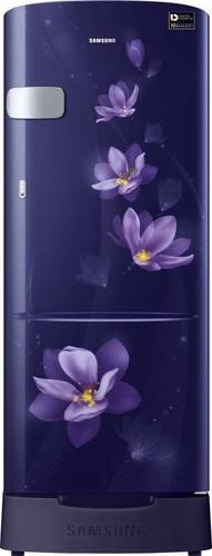 Samsung 192 L Direct Cool Single Door 5 Star Refrigerator (Magnolia Blue, Rr20M2Z2Xu7/Nl,Rr20M1Z2Xu7/Hl) Capacity: 190 Liter (L)