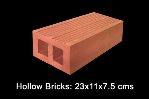Hollow Bricks 230 X 110 X 75 mm
