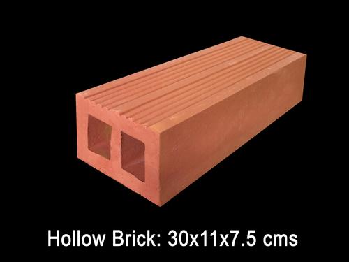 Hollow Bricks 300X110X75mm