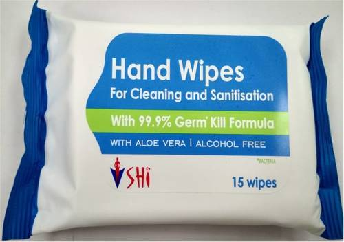Shi Hand Cleaning Wipes