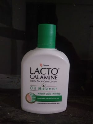 Lacto Calamine Daily Face Care Lotion