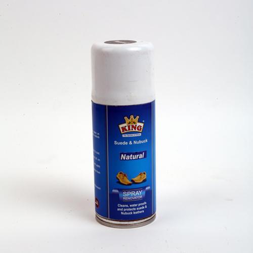 Spray Suede And Nubuck Polish