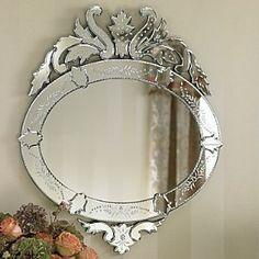 Tough Structure Venetian Mirror