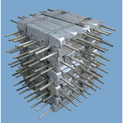 Durable Sacrificial Aluminum Anode
