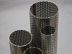 Stainless Steel Perforated Coil (201)