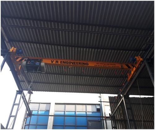 Automatic Single Girder Crane