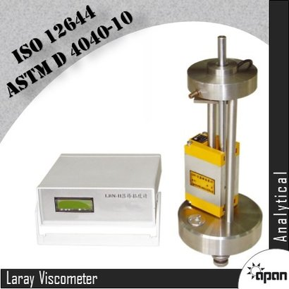 Laray Viscometer Certifications: Astm D 4040-10 : Standard Test Method For Rheological Properties Of Paste Printing And Vehicles By The Falling-Rod Viscometer. Apparent Viscosity At The Relatively High Shear Rate Of 2500 Sa  1 Does Not Completely Define The Rheological Properties Of Printing Inks But Is Useful In The Practical Control Of Ink Viscosity During Production And The Specification Acceptance Between Supplier And Purchaser.   Iso12644 : Graphic Technology -- Determination Of Rheological Properties Of Paste Inks And Vehicles By The Falling Rod Viscometer.