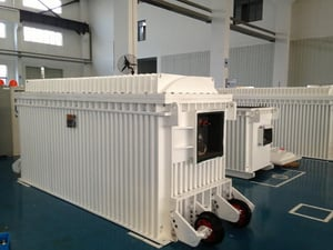 Single Phase Transformers For Mining Industry