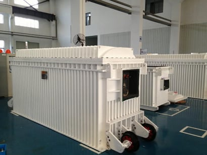 Metal Single Phase Transformers For Mining Industry