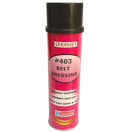 High Grade Belt Dressing Spray