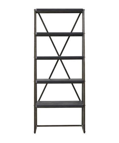 Iron Storage Shelf