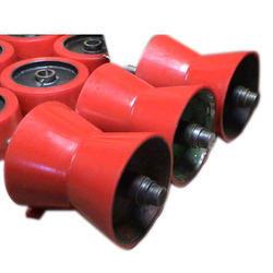 PU Taper Cone Roller